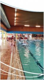 Toverzwemmen bij Calluna