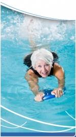 Senioren zwemmen